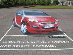 Grand Illusions - Optical Illusions - European Street Painting (Die Strassenmaler) - Page 2