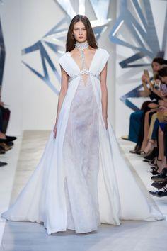 couture-constellation:  loris azzaro | couture spring '16