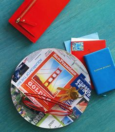 15 Creative Ways to Turn Travel Souvenirs into Art via Brit + Co.