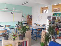 Montessori, Desk Arrangements, Cafe Concept, Future Classroom, Kids Education, Flexibility, Back To School, School, Classroom Layout