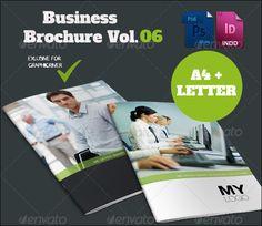 online brochure templates free download