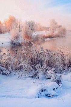 "Foto ""зимний пейзаж"" da Елена Прекрасная #OGQ"