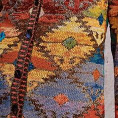 kaffe fassett knitting - Google Search