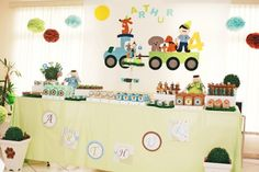 Puppy Dog Birthday Party - Kara's Party Ideas - The Place for All Things Party