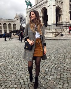 Winter outfits with few clothes, so as not to look like a spring onion . - Winter outfits with few dresses, so as not to look like a spring onion - Paris Outfits, Winter Fashion Outfits, Mode Outfits, Fall Winter Outfits, Look Fashion, Autumn Fashion, Casual Outfits, Womens Fashion, Winter Clothes