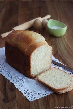 Pan Brioche en panificadora | La cocina perfecta