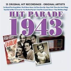 Amazon.com: Hit Parade 1943: Various Artists: Music