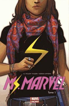 La Puce à l'oreille: Ms. Marvel, tome 1 : Métamorphose - G. Willow Wils...