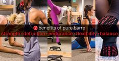 Benefits of Pure Bar