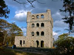 Sleeping Giant Tower - Hamden CT