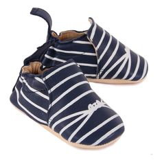 Easy Peasy Marin Blumoo Leather Slippers -product