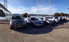 Sailing Academy de #BMW en el puerto de Santo Amaro en #Lisboa #AurigaCoolMarketing #Eventos #Marketing  @Auriga Cool Mkt Facebook: AurigaCoolMarketing