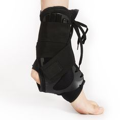 When should you wear an ankle brace, that is a good question? Do you have an ankle sprain or ankle injury? Ankle Pain, Back Posture Corrector, Sprained Ankle, Braces, Pain Relief, Athletes, Lace Up, Medical, Circuit