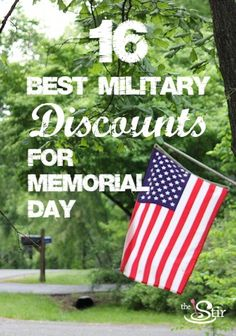 + Military Discounts for Those are awesome military discounts and I hope the military officers will benefit from them. The world is a dangerous place,military will support and safe guard us from the evil crime,battle,war internetmovie.ml job is to love and support our internetmovie.ml will fight where they where told to do and win the.