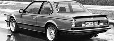 s h a r k n o s e - Die Evolution der BMW Baureihe E24