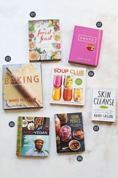 I love cookbooks...can't wait to dig in one of these..