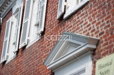historical building - This historic building at Princeton exudes character