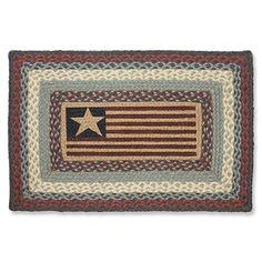 Flag Braided Accent Rug CAPITOL IMPORT.EARTH RUG http://www.amazon.com/dp/B004SV0D90/ref=cm_sw_r_pi_dp_eRZSub195KVYM