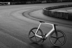 Keim's Sculptural Wooden Bicycles