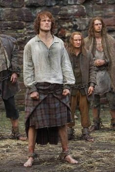 NEW HQ Stills of Outlander episode 1×15 'Wentworth Prison' | Outlander Online
