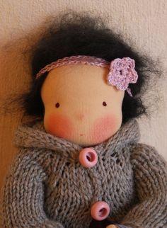 Waldorf doll....love her #waldorf doll