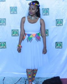 South African Fashion, African Fashion Designers, Latest African Fashion Dresses, African Print Dresses, Zulu Women, African Women, Skirt Fashion, Diy Fashion, African Traditional Wear