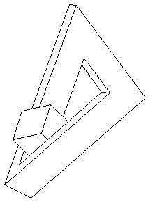 Черно-белые фигуры [441-450] - Невозможный мир