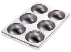 Mini Ball Aluminium Cake Tin By Wilton