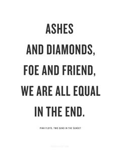 Image result for pink floyd brain damage 'quote