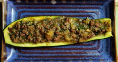 Around this time of year, there is always an abundance of oversized early-autumn zucchini. So, it's always good to have some zucchini boa...