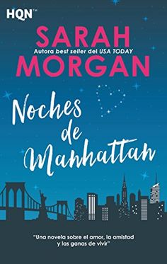 """Read """"Sleepless in Manhattan"""" by Sarah Morgan available from Rakuten Kobo. USA TODAY bestselling author Sarah Morgan introduces From Manhattan with Love, asparkling new trilogy about three best f. Manhattan, Usa Today, Good Books, My Books, Ebooks Pdf, Three Best Friends, Romance Novels, Love Reading, Book Recommendations"""