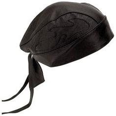 Diamond Plate™ Solid Genuine Leather Skull Cap with Flames $17.95