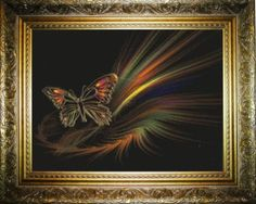 Chart Needlework Crafts DIY Counted Cross Stitch Pattern PDF Butterfly Chart #NattikStudio