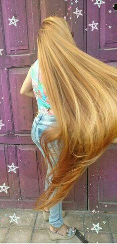 Love it! Gorgeous Long Hair!