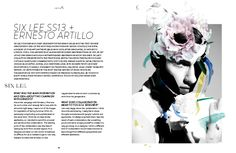 FIFTY8 Magazine Issue 1 - atelier olschinsky