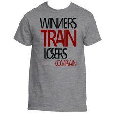 WINNER'S TRAIN Ultra Cotton® Unisex T Shirt | Underground Statements