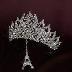 Headpiece Jewelry, Hair Jewelry, Jewellery, Wedding Tiaras, Wedding Crowns, Bridal Earrings, Bridal Jewelry, Theme Tattoo, Bride Tiara