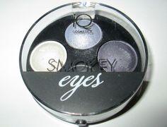 * * * iQ Cosmetics Smokey eyes - atlantic * * *