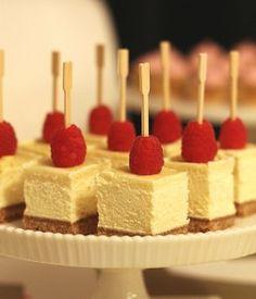 Best Recipes On Pinterest | Mini Cheese Cake Bites | Top & Popular Pinterest Recipes