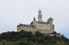 Rhine river basin (Germany): UNESCO world heritage.   Bacia hidrográfica do rio Reno (Alemanha): património da humanidade da UNESCO.