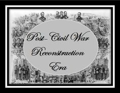 Post-Civil War Reconstruction Era!Engage your students with this 52-slide review designed to help you easily assess fifth-graders understanding of how the Post-Civil War Reconstruction Era in our country affected life in the North and the South!       Topics covered include the purpose of the 13th, 14th, and 15th amendments.the work of the Freedmens BureauJim Crow laws and customssharecroppingFreedmens Bureau10 Percent PlanKu Klux Klanthe Black Codesscalawags and carpetbaggerstenant…