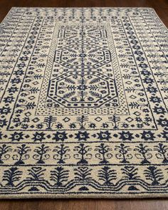 original wool rug is in the   Smithsonian! this is on sale @ Horchow!  love it :)