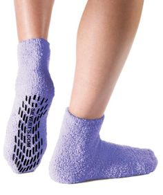 Non Skid/Slip Socks - Hospital Socks - Slipper Socks for Women and Men
