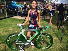 Congrats to Fusion Athlete Andrea Arriaga for winner her age-group and placing 4th overall in today's Tempe Triathlon. Way to go Andrea!!!