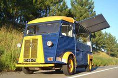 Citroen HY 1500 - Food Truck preços usados