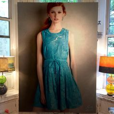 Amazing Art Work In Large-Scale Photorealistic Paintings 17