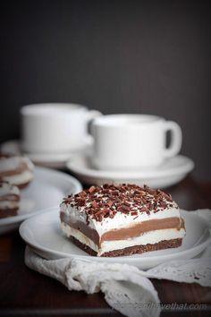 Sugar Free Chocolate Lasagna