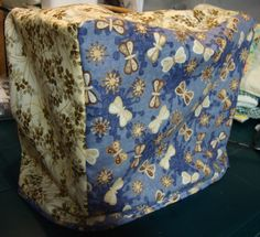 Singer Featherweight Sewing Machine Cover