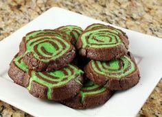 ... | Icebox Cookies, Refrigerator Cookies and Shortbread Cookies