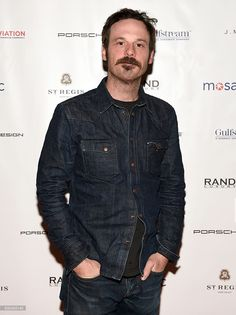 Scoot McNairy attends the Mosaic reception at the RAND Luxury Lounge during 2017 Sundance Film Festival at The St. Regis Deer Valley on January 22, 2017 in Park City, Utah. (photo by David Becker)